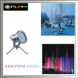 12X 2W Outdoor LED Underwater Swimming Pool Spot Light with CE CPL-Pl001