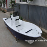 Liya 19ft/25ft Speed Fishing Vessel Fiberglass Panga Boat China