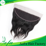 Front Lace Unprocessed Human Hair Indian Hair Lace Closure