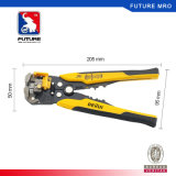 Multi-Functional Pliers for Wire Cutting and Stripping, Crimping