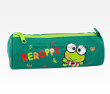 Cartoon Design Pencil Case for Kids Made of Polyester