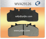 Steel Material Disc Brake Pads Wva29126