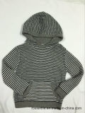 Boys Stripe Hoody - True Knitted Sweater