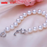 Perfect Round Natural Pearl Bracelet