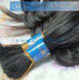 100% Brazilian Bulk Human Hair