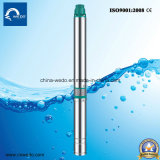 100qjd Stainless Steel Submersible Well Pump 4inch, Farm Irrigation Pump with Ce Approval