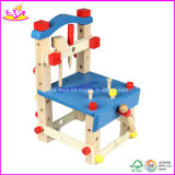 Children DIY Working Bench, Made of Solid Wood (W03D025)