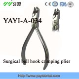 Surgical Ball Hook Crimping Plier Stainless Steel