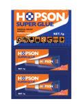 1g*2PCS/Card Aluminum Tube Super Glue (HCA-102)