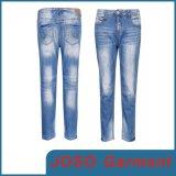 Ladies Skinny Leg Denim Pants (JC1070)