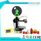 Rise Newest Hot Sale LCD Control Panel Smart Rapid Prototype 3 D Printer