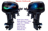 Powerful Electric Outboard Engine with Ce Approval on Sale