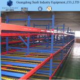 Steel Storage Roller Flow Self Slide Gravity Rack