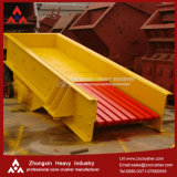 Vibrating Feeder for Quarry Land