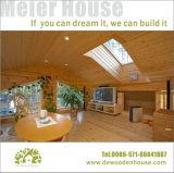 Beautiful and Functional Prefab House Roof Interior