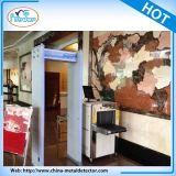 Multizones Door Type Archway Walk Throgh Metal Detector