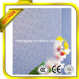 Clear / Colored Pattern Glass 4-19mm with CE, CCC, ISO9001