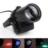 Hot Selling Stage Light Equipment 3W RGBW DMX LED Pinspot Night Club Spot Light