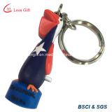Factory Direct Sale 3D Rubber/PVC Keychain