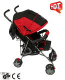 Lovely Lightweight Baby Trolley with Foot Cover and Rain Cover (CA-BB260B)