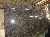 Dark Emperador Marble Slab for Hotel and Commercial Flooring/Wall Tile/Countertop