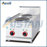 Eh637 Electric 2 Hot Plate (Round) of Cooking Machine