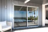 Interior or Exterior Aluminum Tempered Glass Sliding Door