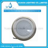 30W Swimming Pool LED Flat Lights Niche Less