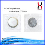 TPU Magnetic Button for Garment/Clothing