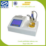 Automatic Karl Fischer Method Water Content Tester
