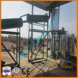 5t Oil Refining Machine Small Scale Motor Oil Refinery Plant
