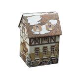 House Shape Gift Tin Box Festival Celebrate