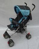 High Quality Steel Frame Fold Baby Stroller with Ce Certificate