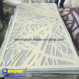 Decorative Aluminum Laser Cut Facade Panels Design for Modern Building