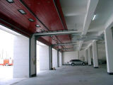 Finger Protection Style Sectional Garage Door