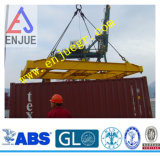 20feet 40feet Semi Automatic Container Lifting Frame Container Spreader