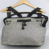 Multi function Canvas Handbag Ladies Canvas Backpack Fashion Accessory Supplier