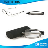 2017 Metal Folding Reading Glasses with Case