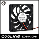 UL Ce 8010 80mm 12 Volt Cooling Fan 80X80X10