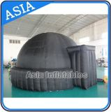 Inflatable Dome Movie Planetarium, Portable Planetarium Dome Black Inflatable Tent