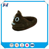 Top Sales Stuffed Animal Cartoon Poop Emoji Slippers
