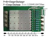 PCM for 8s 29.6V 120A Li-ion/Li-Polymer/LiFePO4 Battery Pack