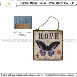 Wall Decorative Wooden Words Small Sign