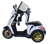 The Disabled Three Wheel Motorcycle