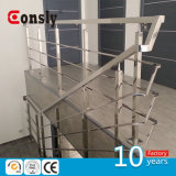 AISI 304/316 Cable Railing System for Indoor and Outdoor Staircase