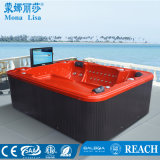 Monalisa China Supplier Massage Bathtub