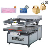 Tmp-6090 Economic Plane Flat Surface Screen Printer