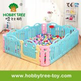2017 Colorful Ce Cetification Plastic Baby Playpen Indoor (HBS17047A)