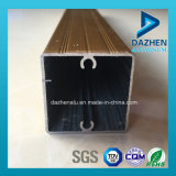 Aluminum 6063 Alloy Extrusion Profile Rectangle Square Tube with Factory Price