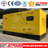 Weather Canopy Cummins Water Cooled Diesel Engine 120kw Soundproof Generator